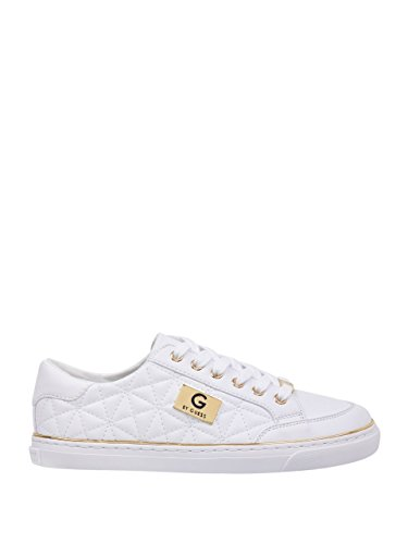 ef1e4cf87e49a G by GUESS Women's Omerica Quilted Sneakers | The Beautyline