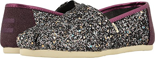 ef7eb1b1839d4 TOMS Women's Alpargata Pewter Party Glitter (Vegan) 6 B US | The ...