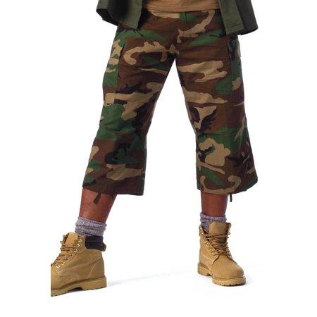 | IDIFU Women's Trendy Camouflage High Chunky